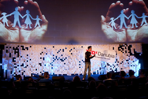 TEDxDanubia Café - A Step Toward the Future
